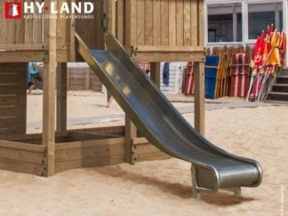 Hy-Land commercial steel slide