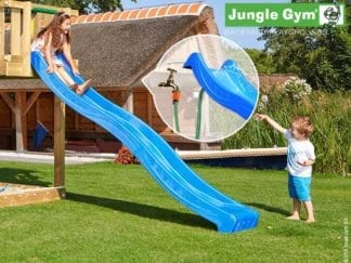 Jungle Gym long slide