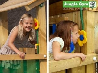 Jungle Gym talking tube accessories