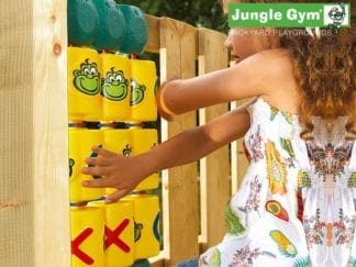 Jungle Gym tic tac toe accessories