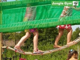 Jungle Gym bridge link
