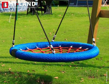 Hy-Land commercial swing set