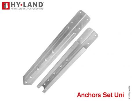 Hy-Land steel anchors