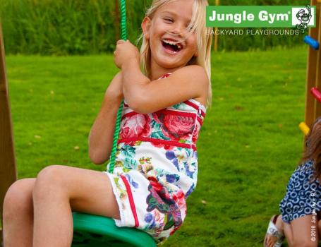 Jungle Gym twist disk kit swinging accessories