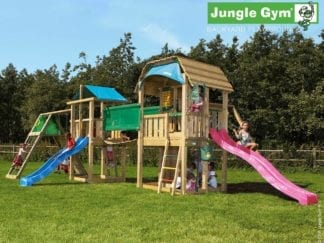 Jungle Gym Play Paradise