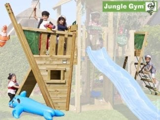 Jungle Gym boat module