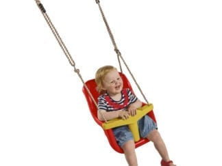 Cheeky Monkey baby swing